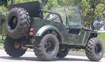 Mini ATV JEEP WILLYS